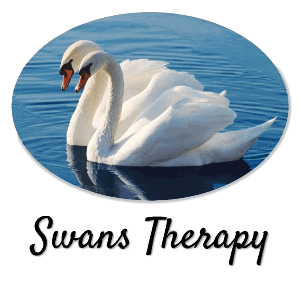 Swans Therapy Logo