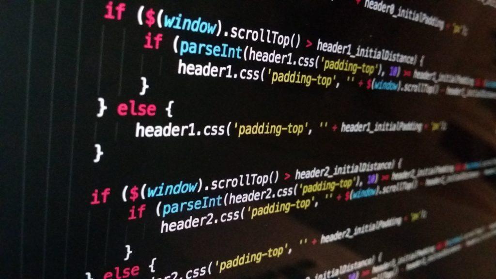 technology, computer, code